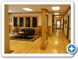 Quartered White Oak Lobby 10001