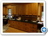 Quartered White Oak Main Office0001